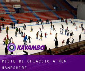 Piste di ghiaccio a New Hampshire