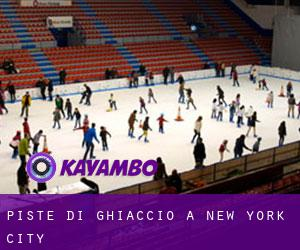 Piste di ghiaccio a New York City