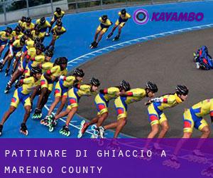 Pattinare di ghiaccio a Marengo County
