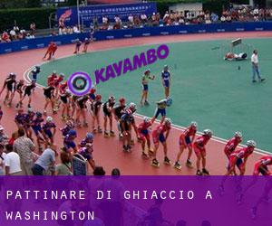 Pattinare di ghiaccio a Washington