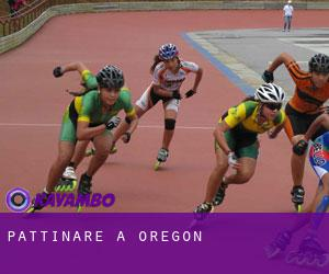 Pattinare a Oregon