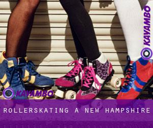 Rollerskating a New Hampshire