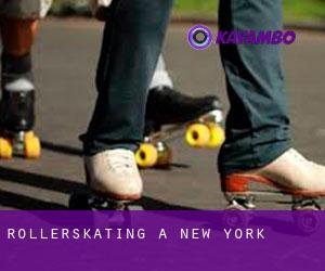 Rollerskating a New York