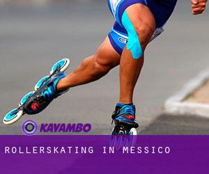 Rollerskating in Messico