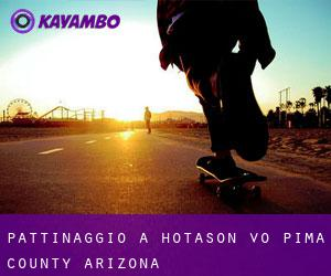 pattinaggio a Hotason Vo (Pima County, Arizona)